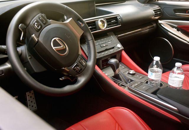 Lexus Rc F Manual Please Lexus Auto Trends Magazine