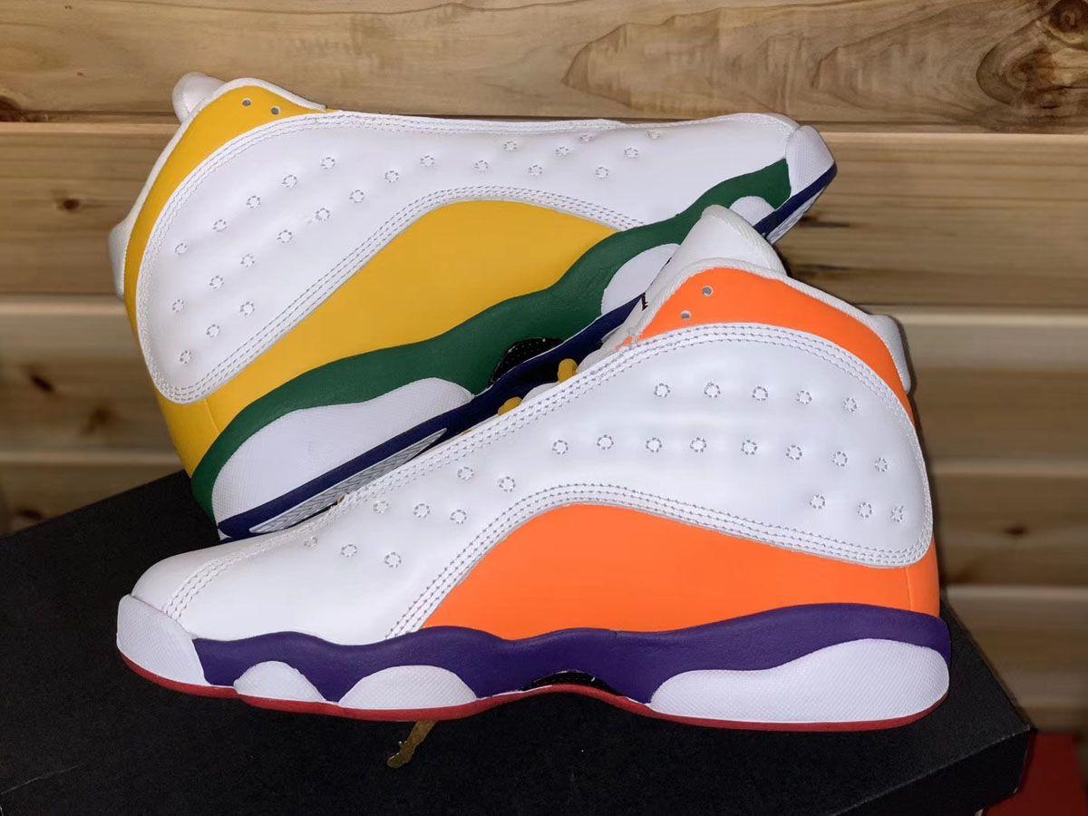 2020 New Air Jordan 13 Playground In 2020 Jordan 13 Air Jordans