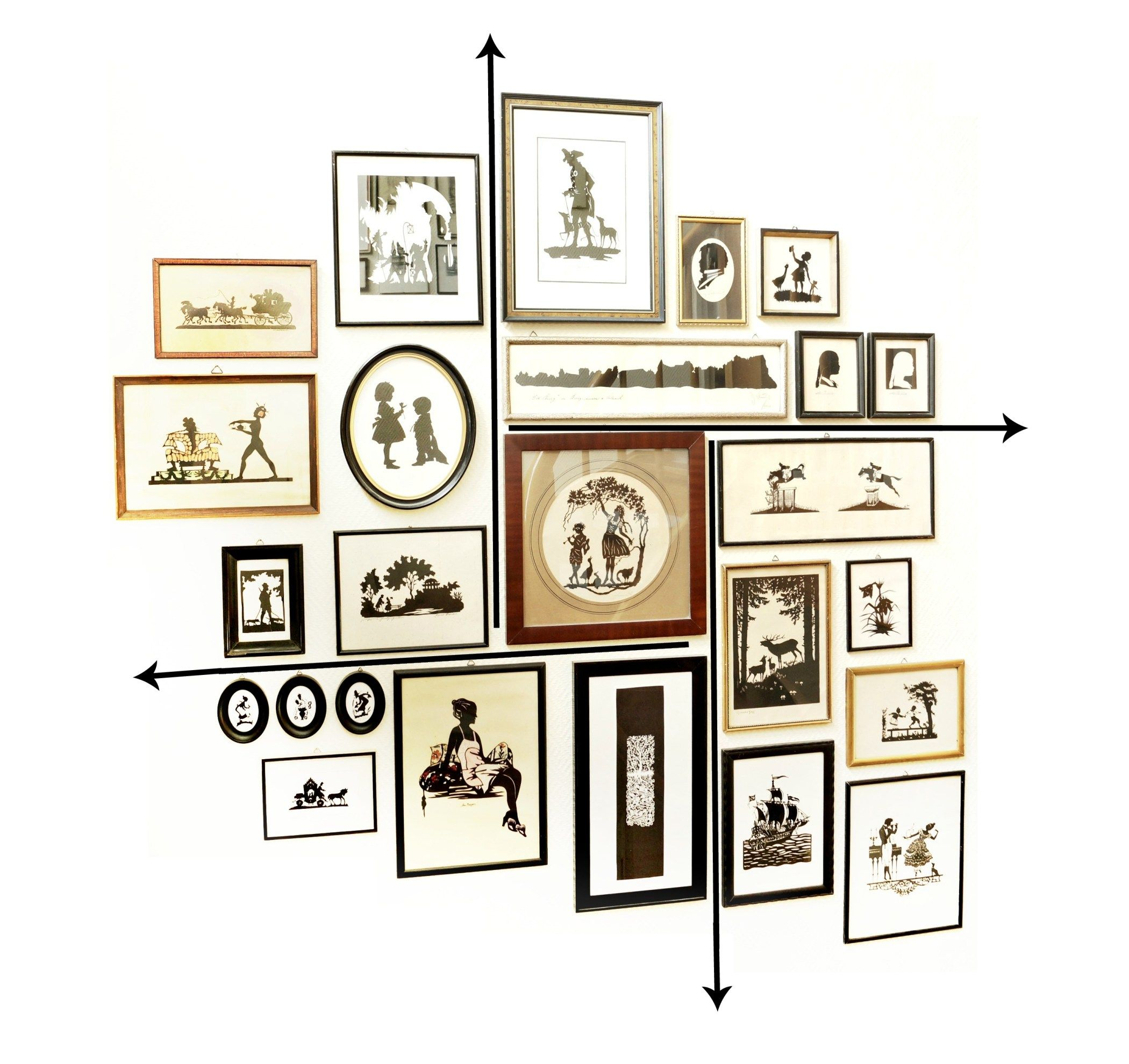 5 Tips On Hanging A Growing Gallery Wall Galeriewand Collage Bilderrahmen Fotowand Gestalten