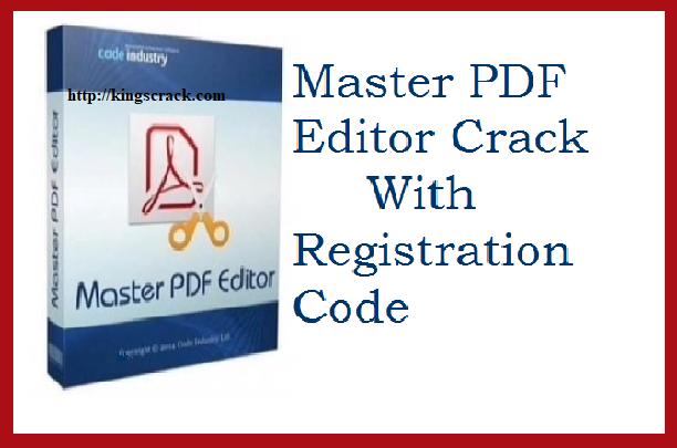 Pdf Editor Registration Key
