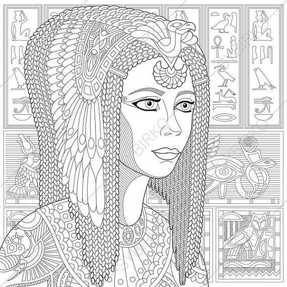 Pin On Cleopatra