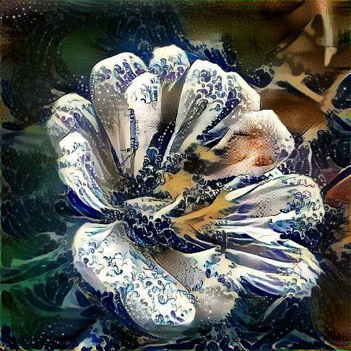 Enhanced using #dreamscopeapp  #trippy #flower #deepdream #dreamscope  #thewave by metaphysical_calamity