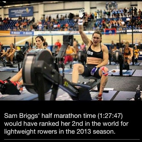 Awesome Work Sam Briggs 1 2 Marathon Rowing Mind And