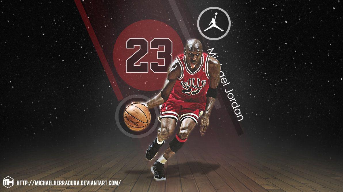 Michael Jordan Wallpaper By Michaelherradura On Deviantart
