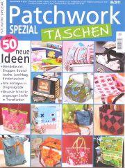 Patchwork Spezial Taschen 4/2011 - Autoutensilo