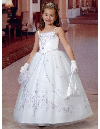 Princess First Communion Dresses with Lace Jacket/ Pretty ...