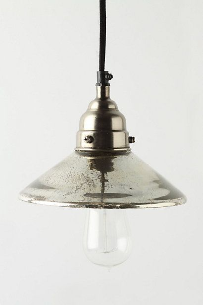 Upscale Speakeasy Pendant Lamp Anthropologie Com