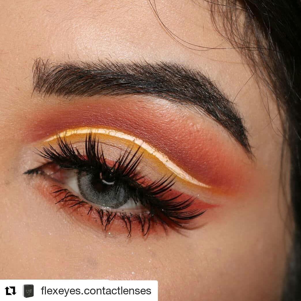 Repost Flexeyes Contactlenses Get Repost Repost Moonyartist Get Repost منو ناطره الفيديو استخدمت بال Artistry Makeup Jaclyn Hill Palette Cute Makeup