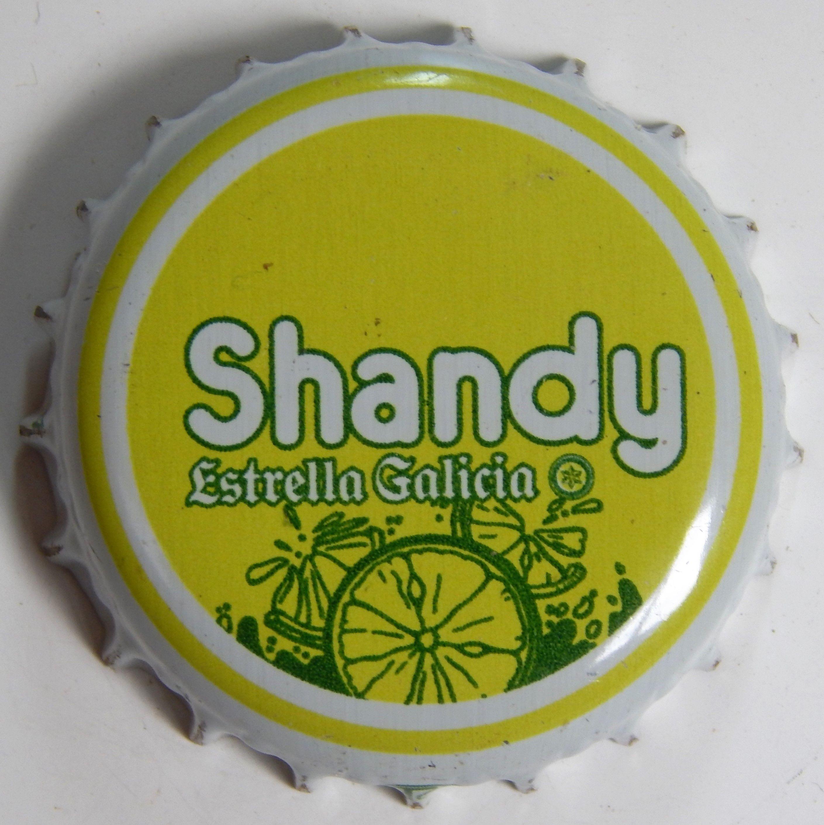 Shandy Estrella Galicia Disenos De Unas Y Estrella Galicia