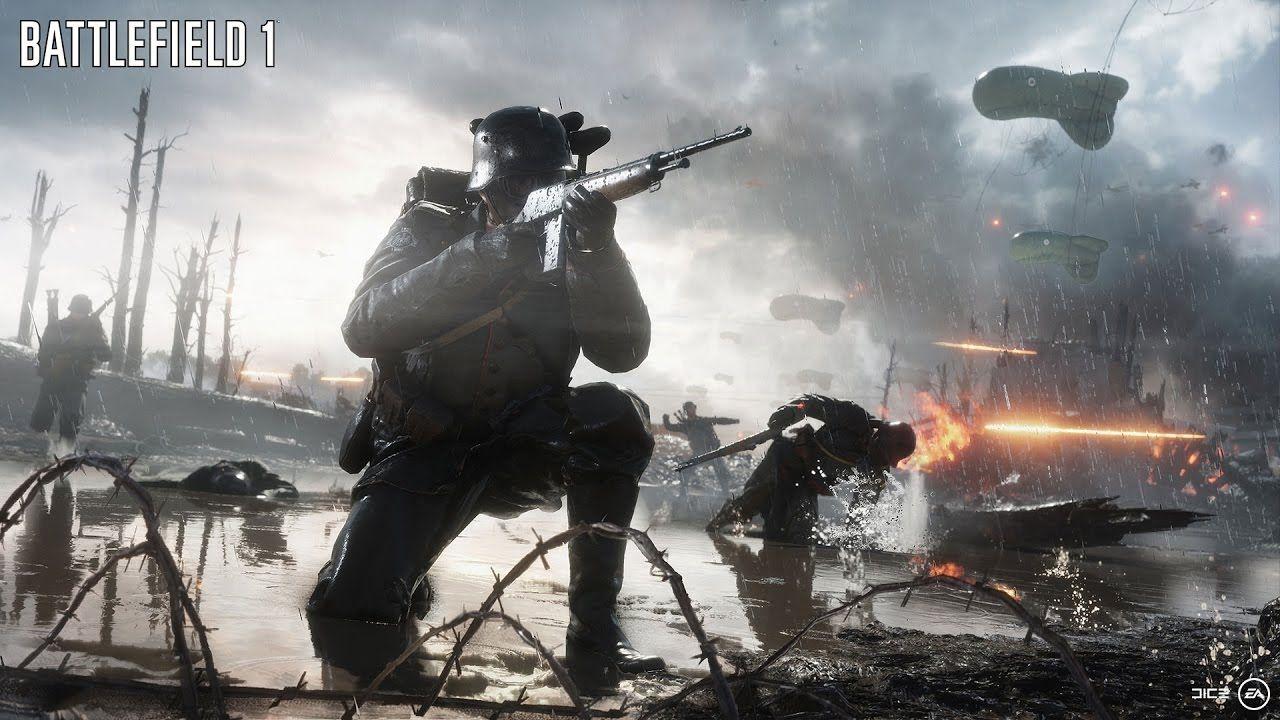 Battlefield 1 With Face Cam Battlefield 1 Battlefield One Battlefield