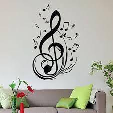 Decoraciones De Paredes Para Cuartos Juveniles Buscar Con Google Music Wall Stickers Vinyl Wall Art Decals Music Wall Decal