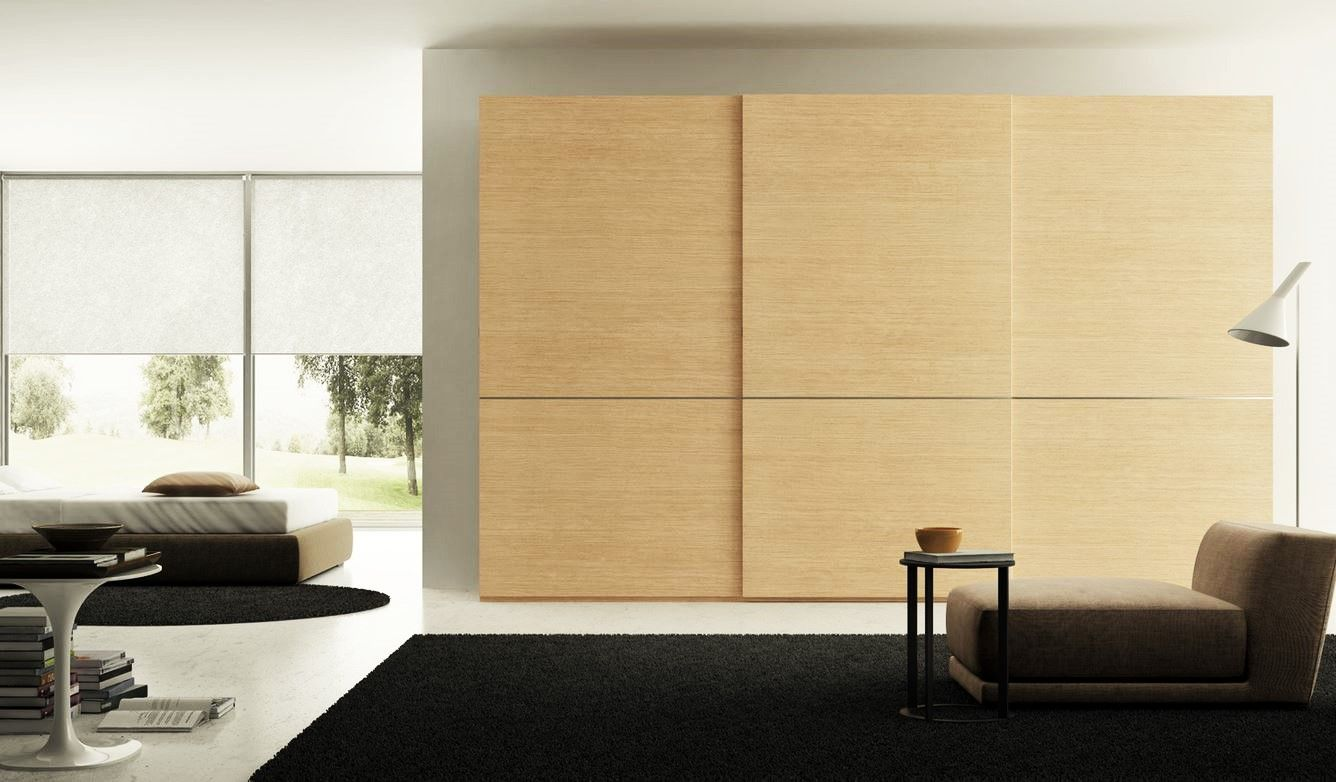 Armario/mueble de diseño minimalista con puertas correderas www ...