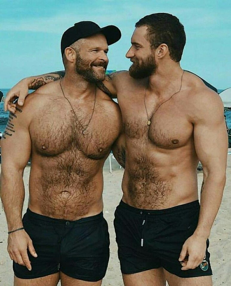Gay hairy lovers