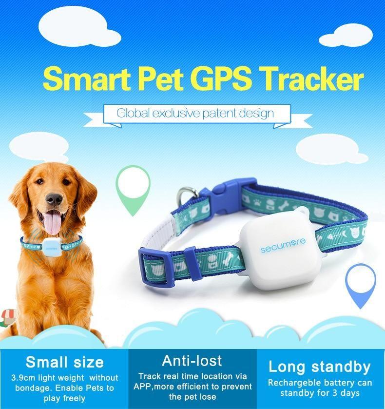 Mini gps tracker children dog app smart intelligent