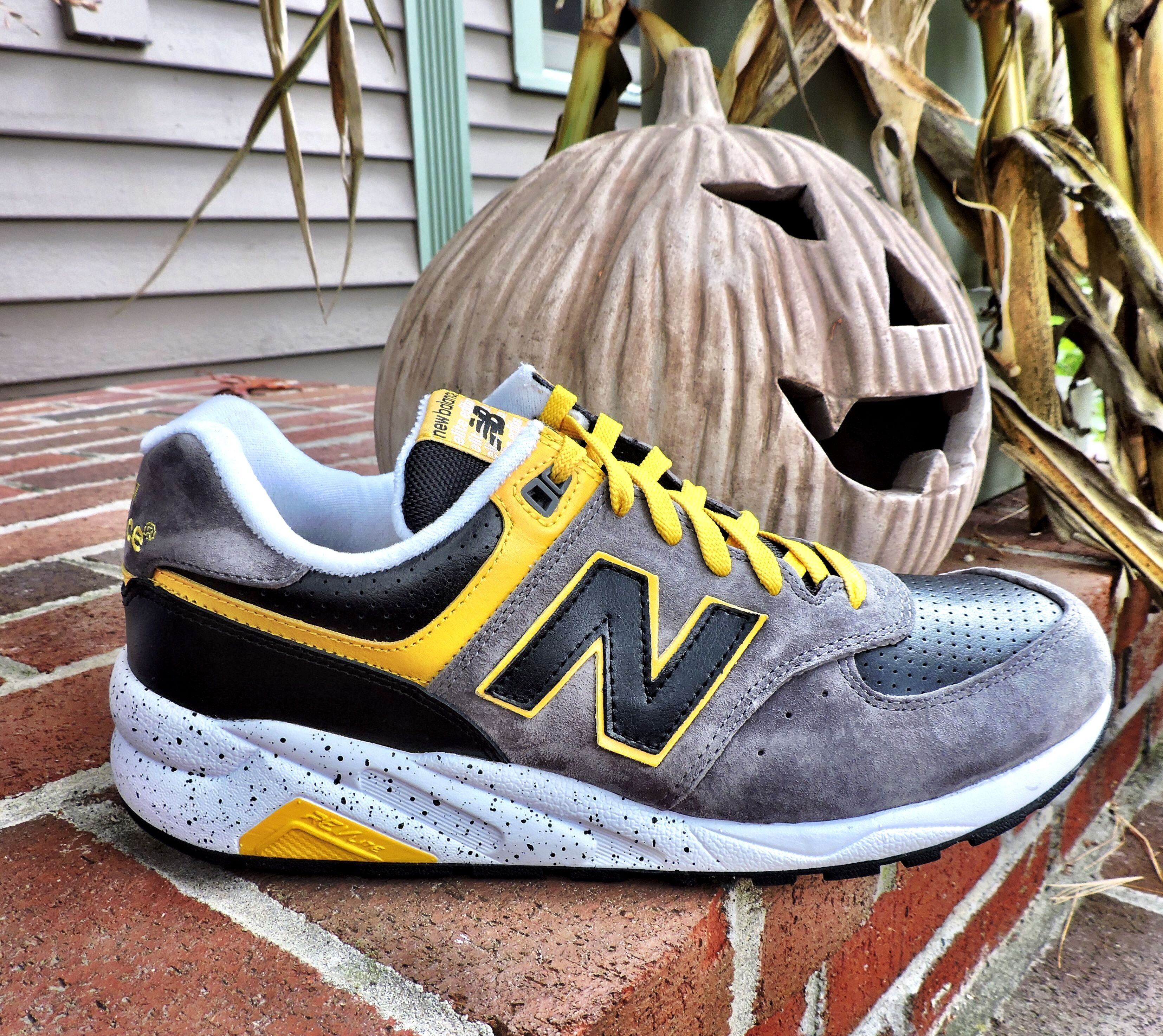 A spooky twist on a classic style. Say hello to the New Balance Halloween  Pack