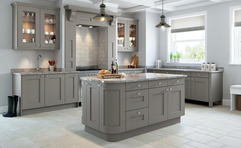 15+ Dove gray shaker cabinets type