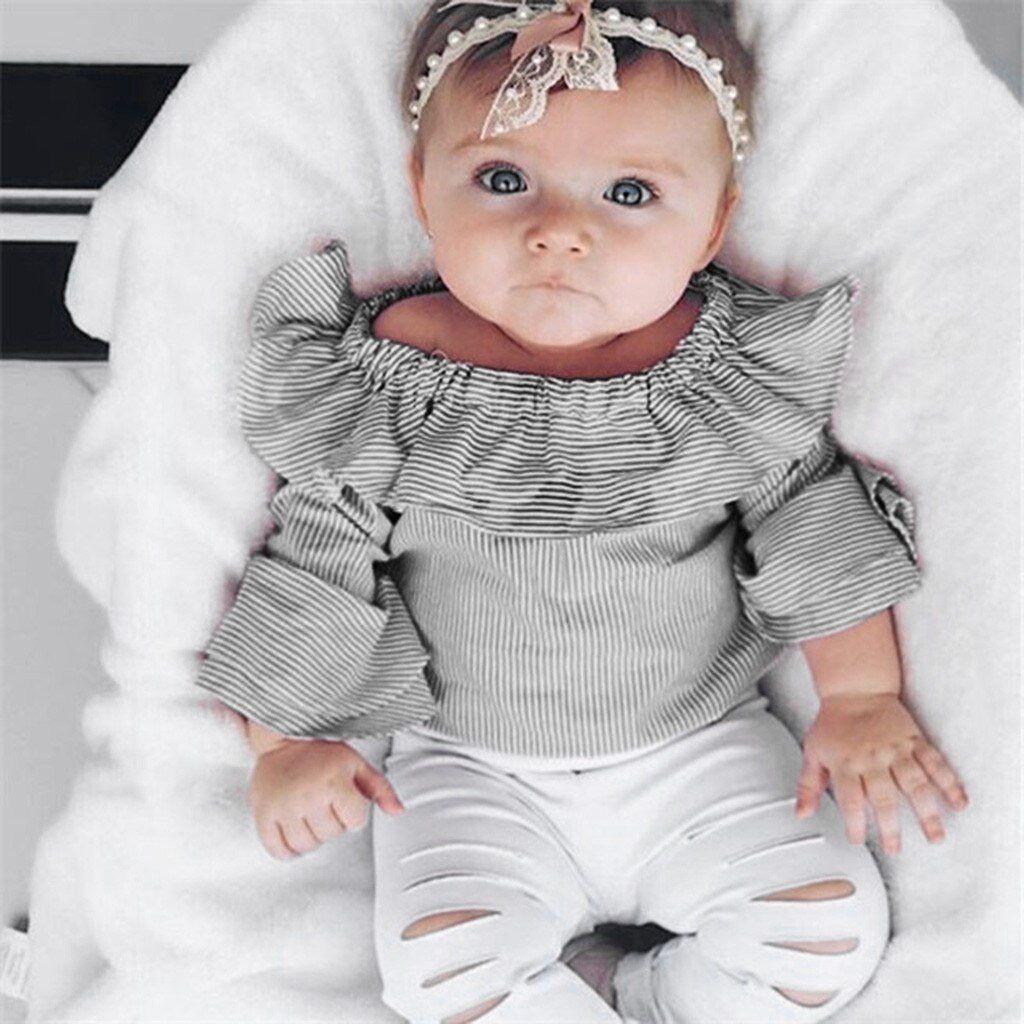 Fall Plaid Stretch Baby Hats