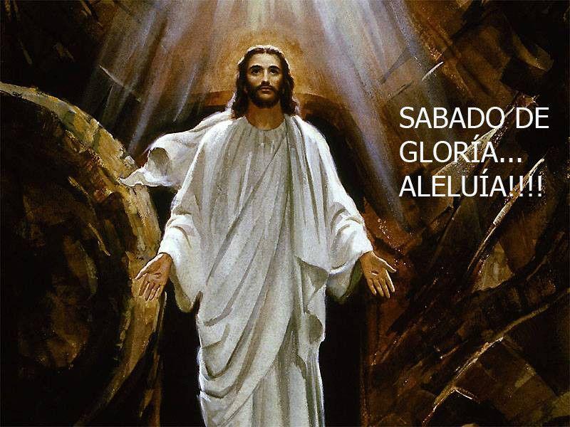 Resultado de imagen de sabado de resurrección