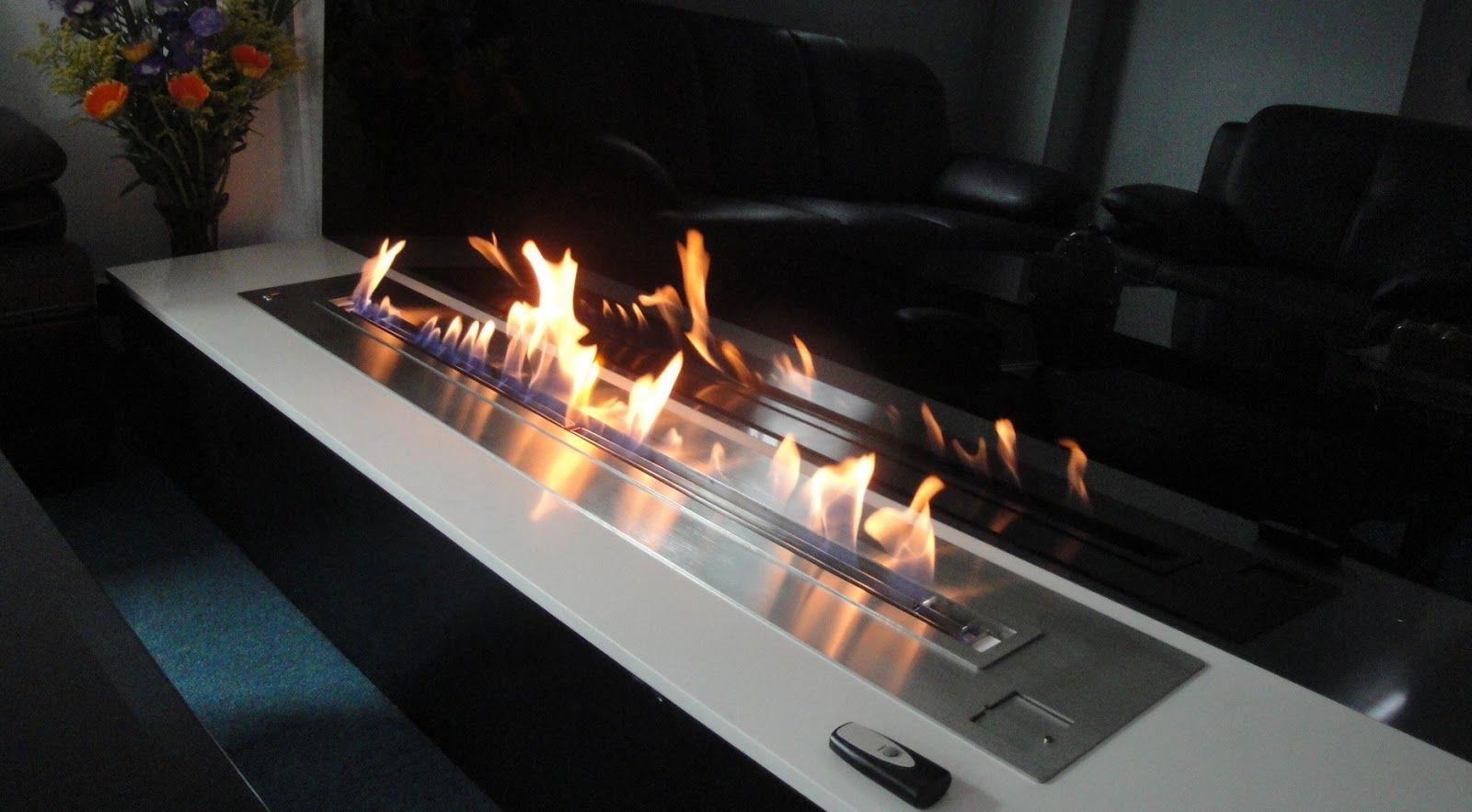 Épinglé par afire fireplace sur bruleur ethanol long xl, xxl