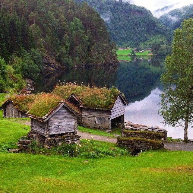 Movika i Førde, Norway by Edle Fjellanger