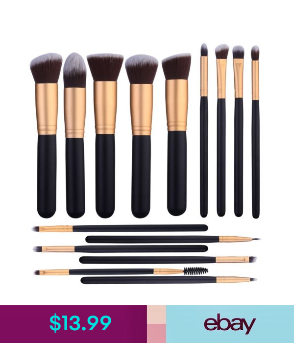 As Morphe 15 Pcs Makeup Brushes Set Kabuki Contour