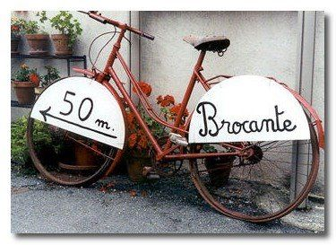 Brocante is the french word for garage or yard sale, but can also be a antique fair.   And since May is almost around the corner, which means the start for the Brocante season, i want to start a new board dedicated to all things Brocante. I can't wait to go Brocante hunting myself.