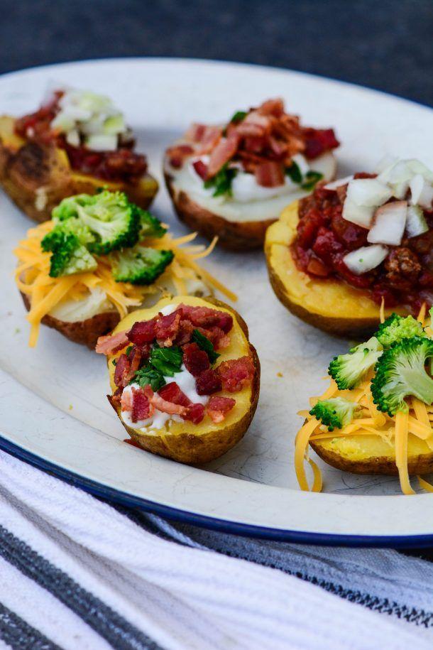 Dinner 911: Baked Potato Bar https://lynnecurry.com/2013 ...