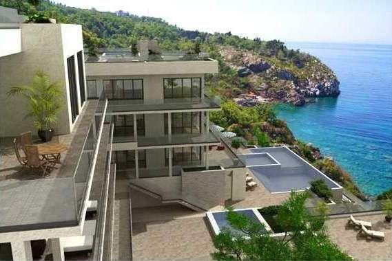 купить дом в черногории у моря