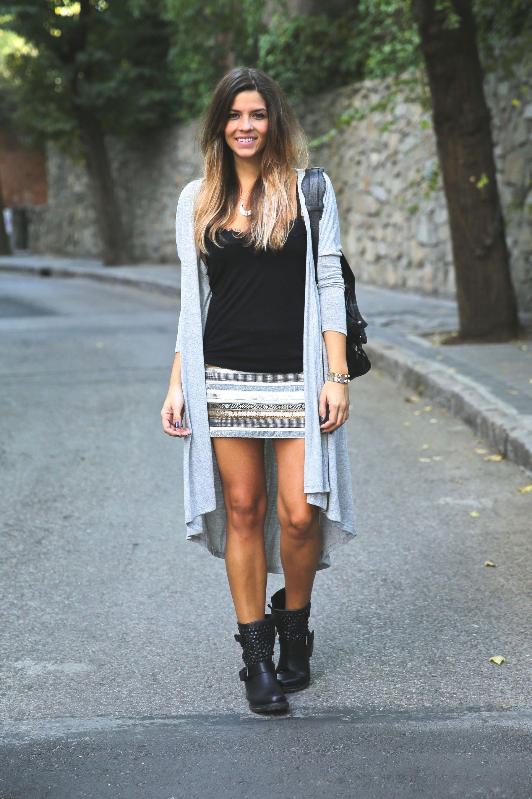 Modelo Faldeta Taste Ootd Trendy Joya blogger trendytaste SCq6wa7