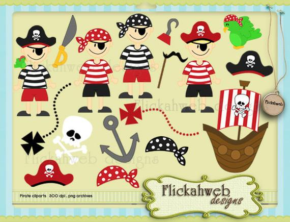 """Games,Fun /""""PIRATE PARTY/"""" W//PARROT /& SWORD//Iron On Embroidered Applique//Children"""