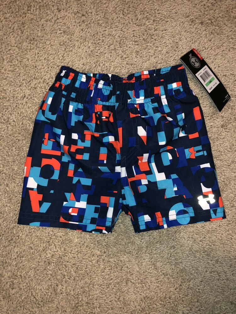 8d79ddd4 Cute and fun boys sol swim suit 18 months black blue and red ...