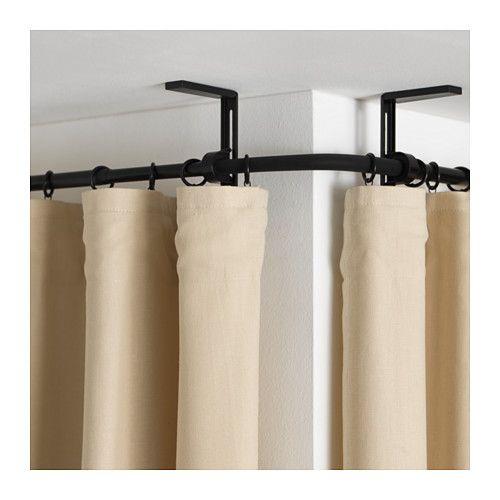 Us Furniture And Home Furnishings Corner Curtains Bathroom