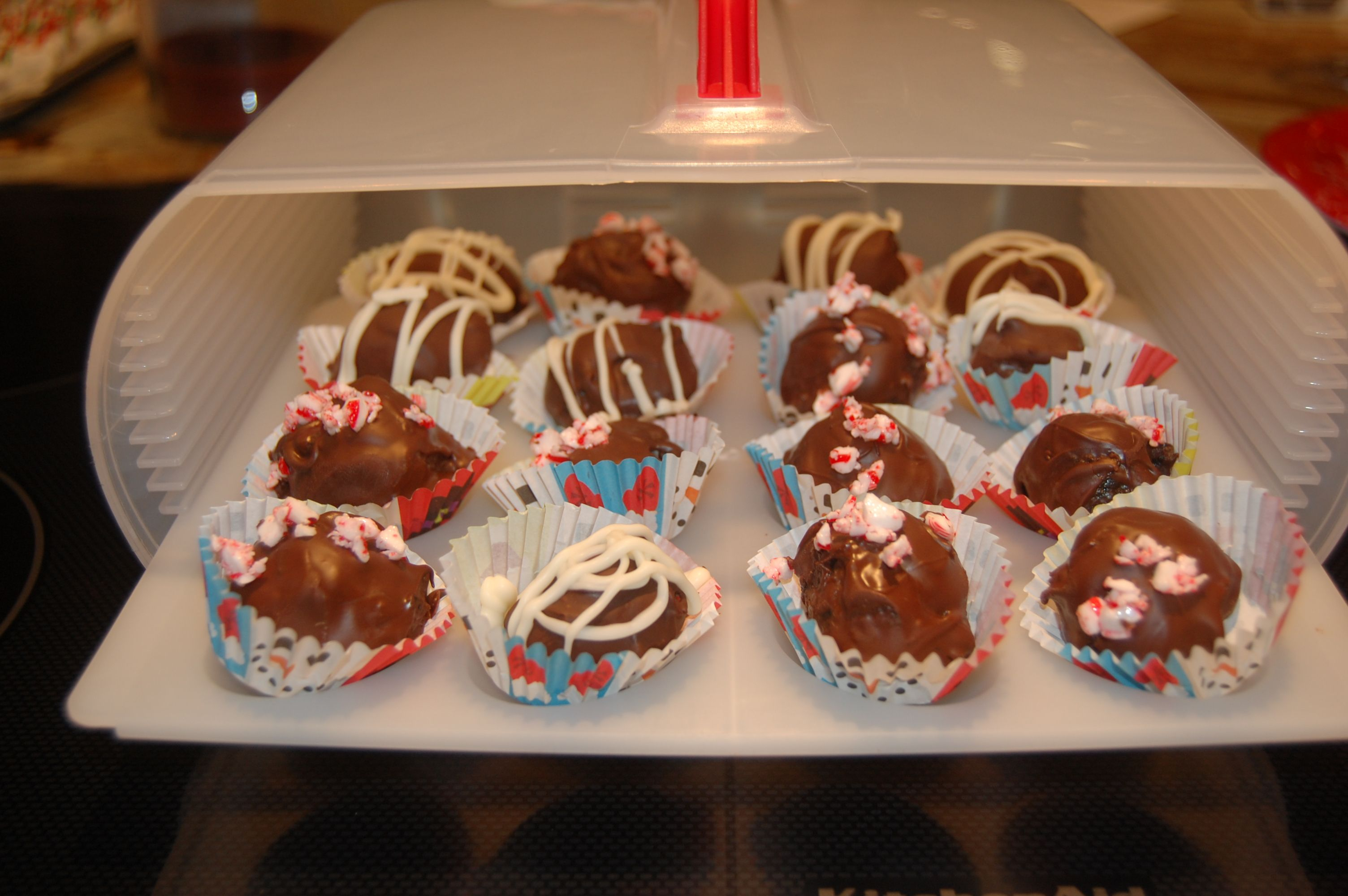 Superior Food · 32 Truffles In The Bakers Sto N Go! Awesome Ideas