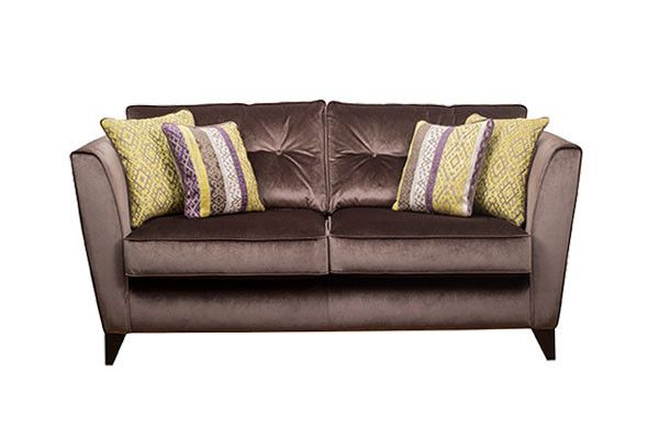Viva Mid Century Inspired 2 Seater Sofa | Stunning Looks U0026 Superb Comfort |  Sofa Outlet #retro, #sofa, #midcentury #sofas #mid Century #sofa