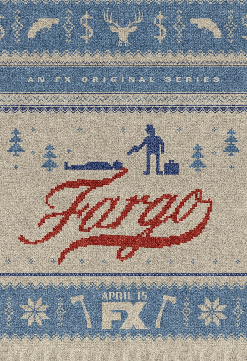 The Art Of The Movie Poster In The Age Of Netflix Fargo Tv Show