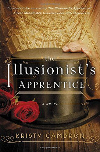 The Illusionist's Apprentice HarperCollins Christian Pub. https://www.amazon.com/dp/071804150X/ref=cm_sw_r_pi_awdb_x_gidVyb59F90B4
