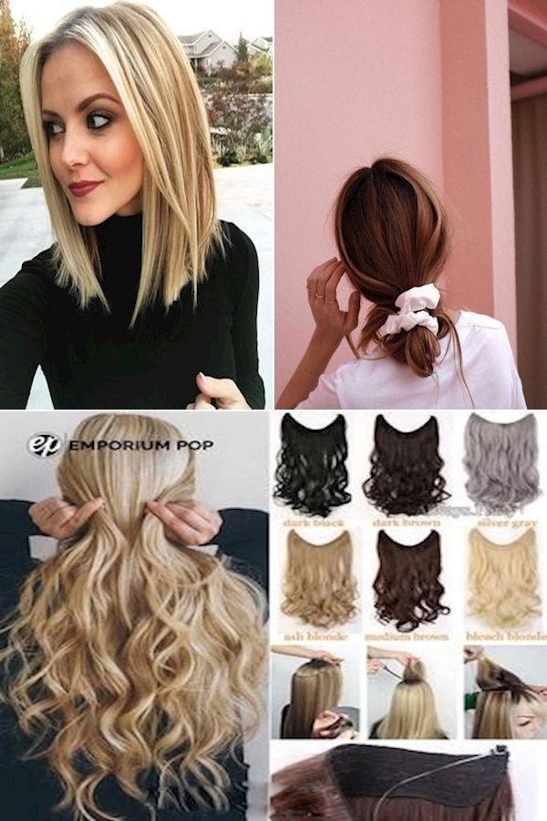 Hairstyles For Medium Length in 2020 | Medium length hair ...