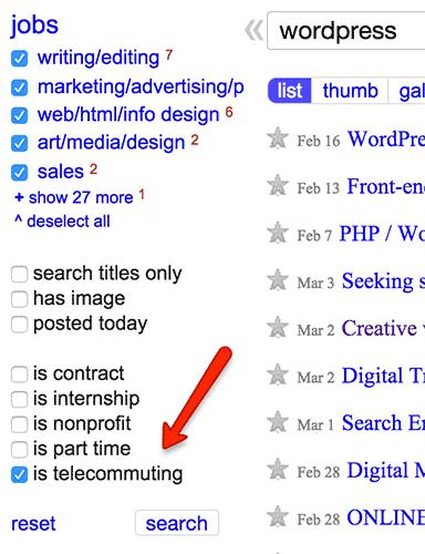 14 Tips for Finding Jobs on Craigslist