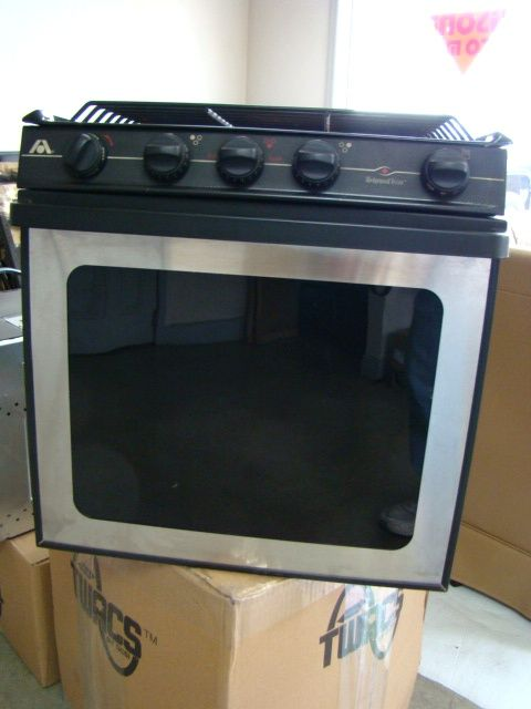 Atwood Wedgewood Vision Series RV Stove / Oven For Sale  21