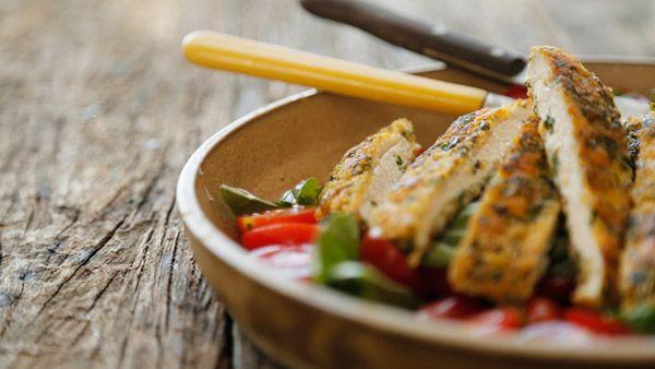 Recipes   Bondi Harvest   Chicken schnitzel, Recipes ...