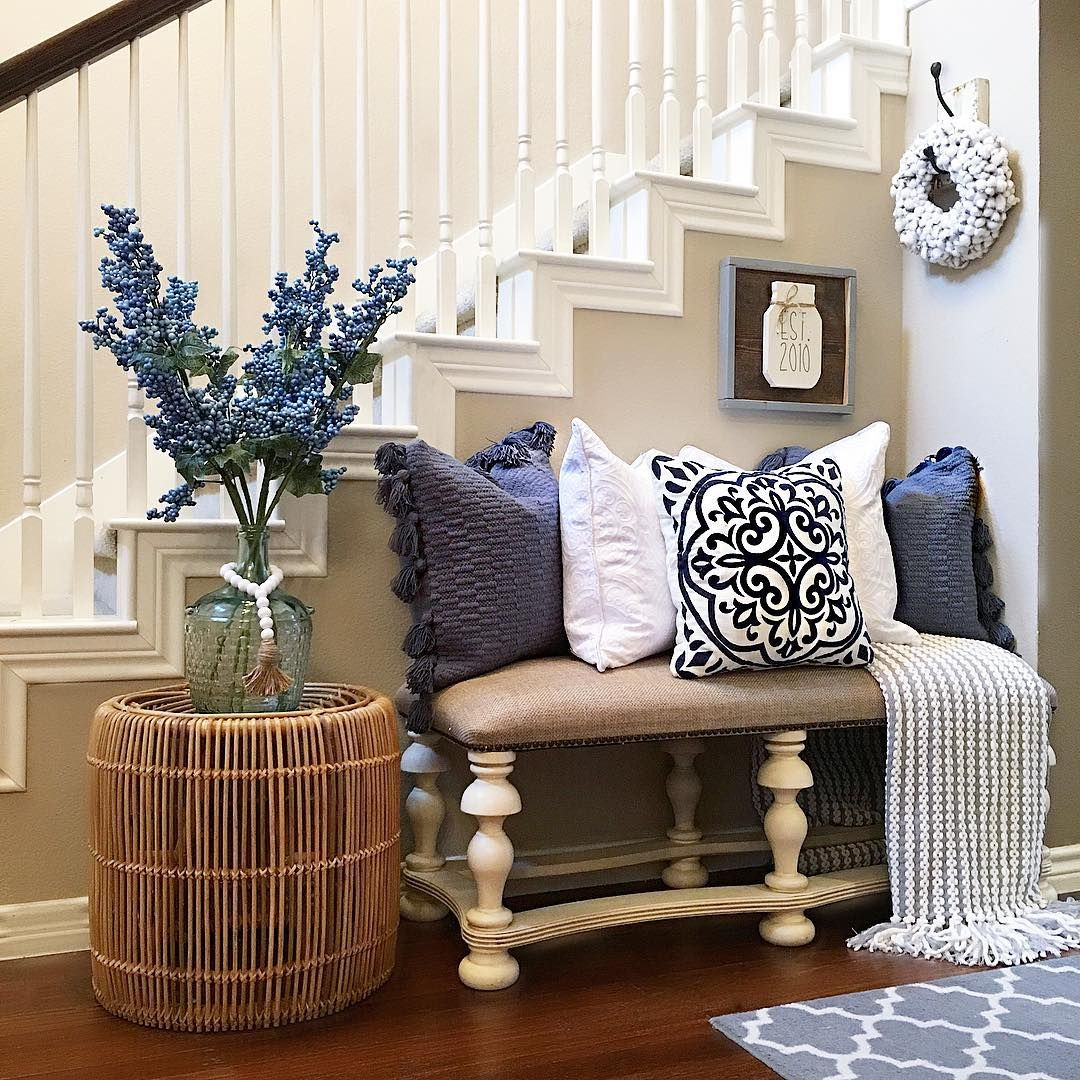 Best Love The Navy Color Scheme For Summer Farm House Living 400 x 300