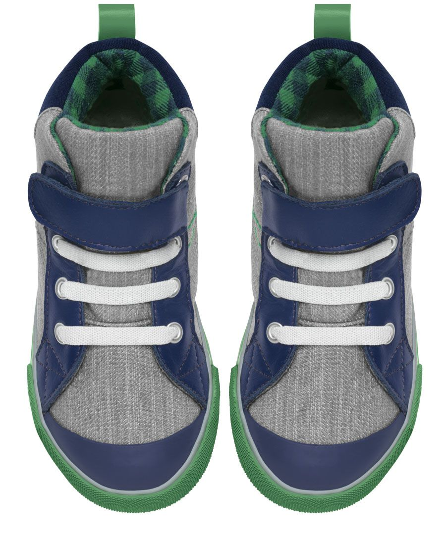 Sneakers by See Kai Run - Andy in Gray. View our latest kids  shoes now  available at seekairun.com a36b16a58868