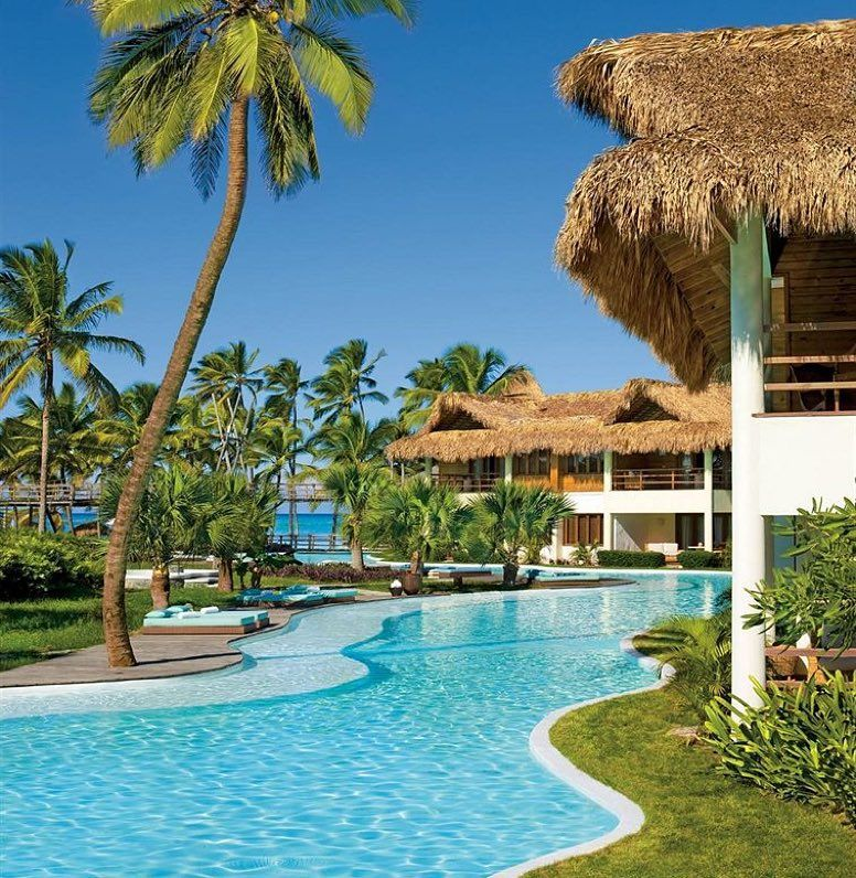 The Lagoon Pool At Zoetry Agua Punta Cana Were Excited To Announce That Resorts Are Coming Jamaica And Aruba