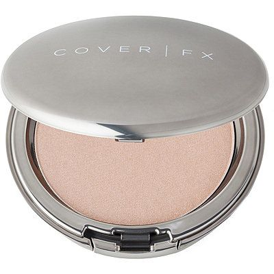 Cover Fx Perfect Light Highlighting Powder Color Moonlight Shimmer Beige Moonlight Shimmer Beige Cover Fx Highlight Face Makeup Pressed Powder