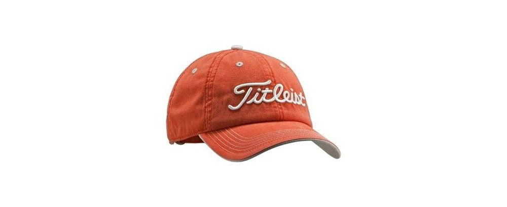 Titleist Men s Golf Hat - Orange Size  Osfm. Gender  Male. Age Group ... 2e197e71ce9