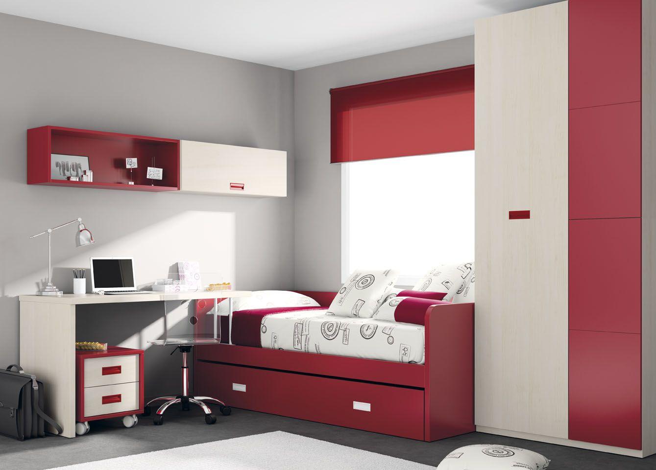 Habitaci n infantil del cat logo de mueble juvenil kids up2 de muebles ros proyectos que - Muebles habitacion infantil ...