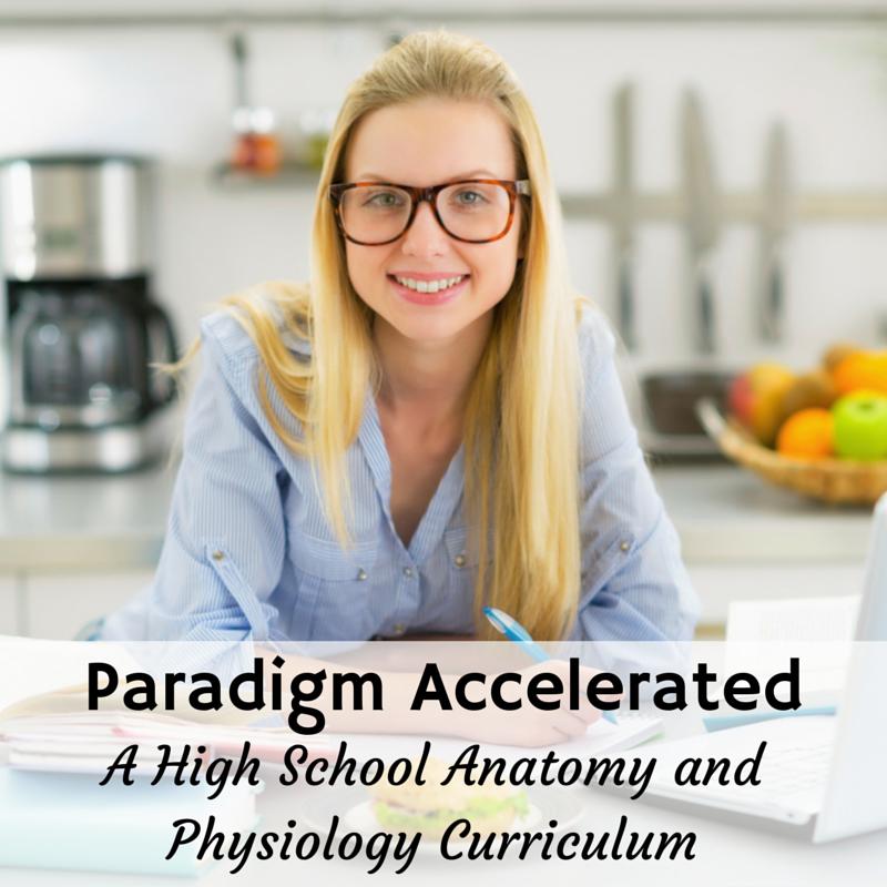 Famoso High School Anatomy And Physiology Homeschool Curriculum ...