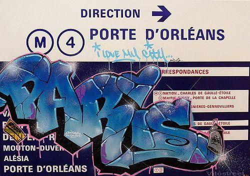 Paris By Nasty