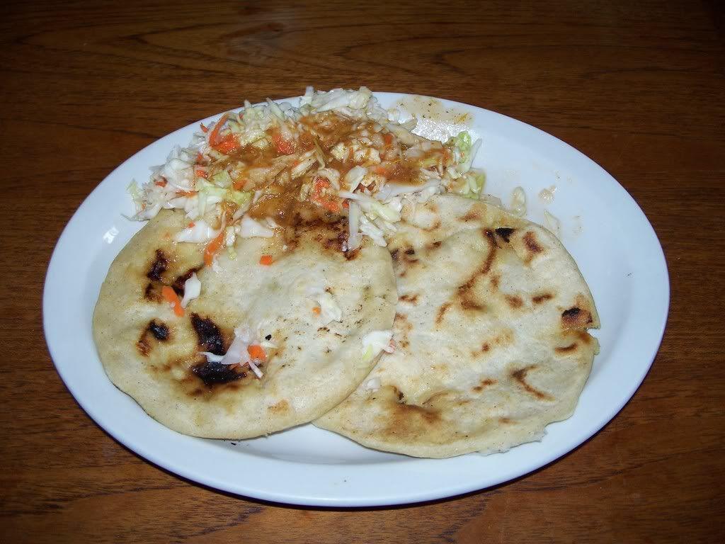 Pupusas Revueltas | El salvador, Salvadorian food and El ...