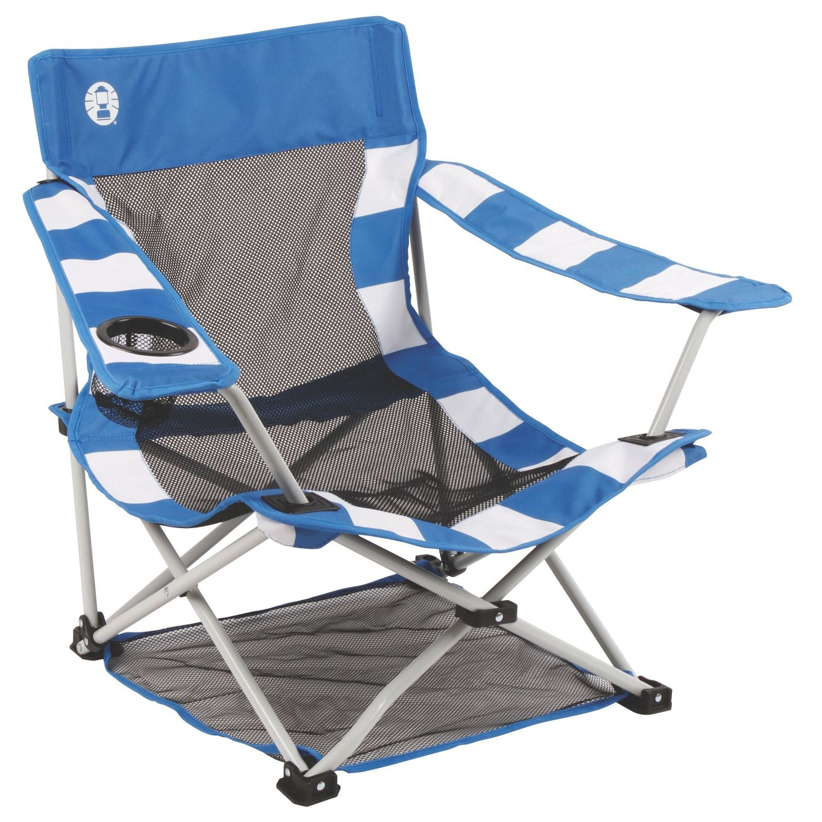 Coleman Deluxe Beach Mesh Chair from Glamp My Camp Mesh